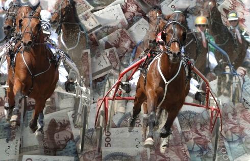 Hästar och pengar